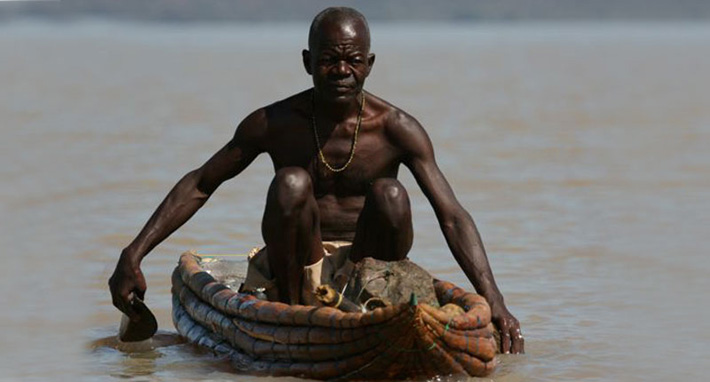 The Samatian Island Lake Baringo