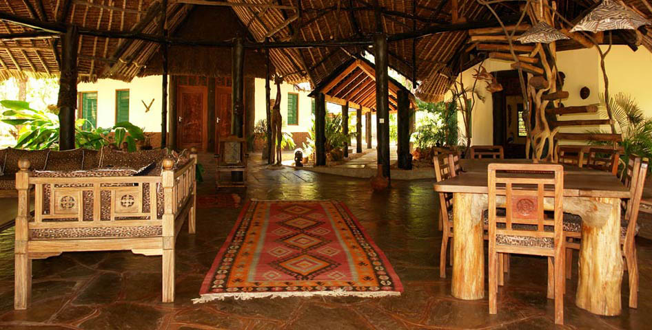 Forest Dream Cottages Mombasa Kenya
